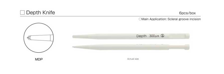 MANI Depth Knife